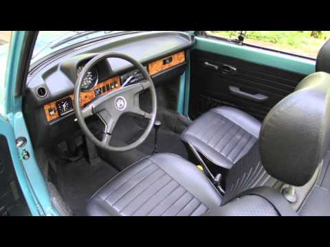 1979 VW Super Beetle Convertible For Sale