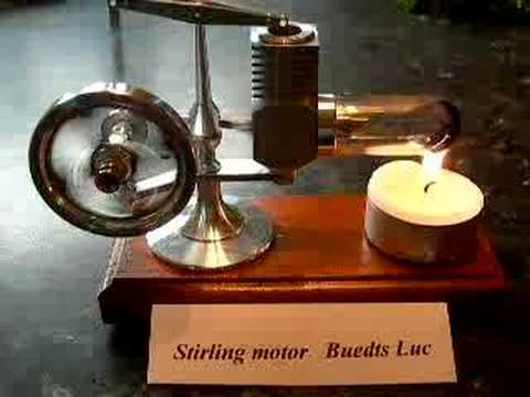 how to make a stirling motor