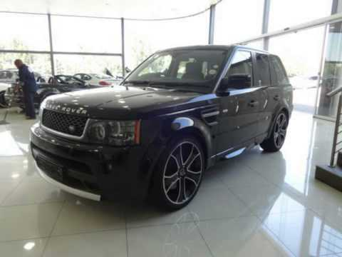 2011 Land Rover Range Rover Sport 5000 Supercharged Auto For Sale On