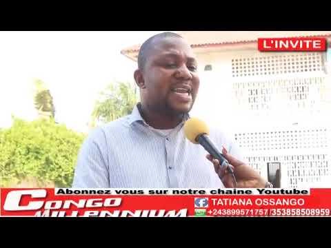 UDPS:SG NICSON alobi MOISE KATUMBI ayaki na opposition na complot pe mission ya ko effacer UDPS