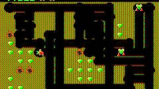 Games that I have played: Digger (remake) (1983)