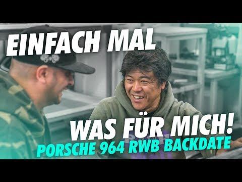 JP Performance - Einfach mal was für mich! | Porsche 964 RWB Backdate