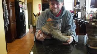 Keen Work Shoe Review