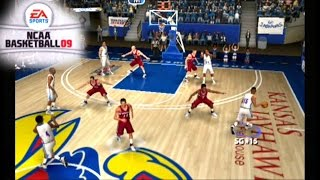 NCAA Basketball 09 ... (PS2)