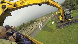 Col's 40th Birthday Party @ Diggerland