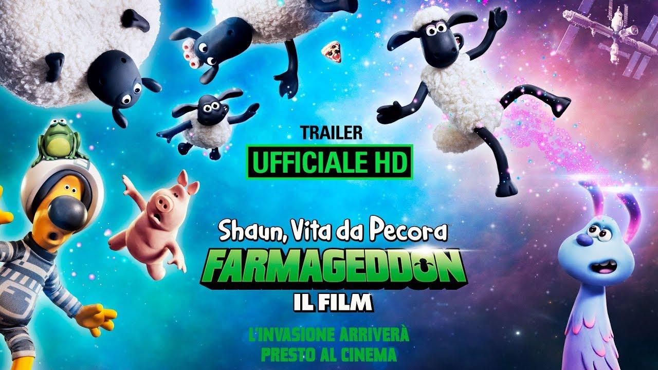 Shaun, Vita da Pecora: Farmageddon - Il Film - Primo Trailer Ufficiale Italiano