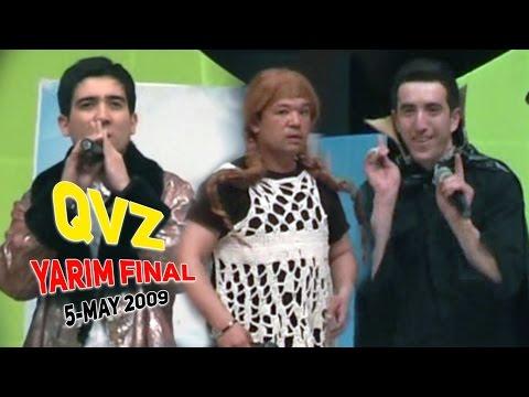 QVZ - Yarim final 5-may 2009 | КВЗ - Ярим финал 5-май 2009