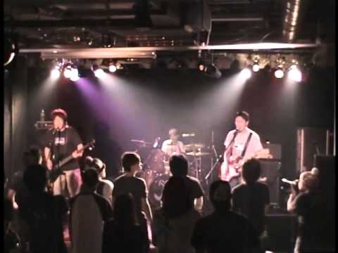 Turning Back ~ Standing Still / HI-STANDARD covered by STUP3 at ROXX 2012.9.22