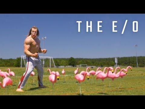 "The E/O - Jon ""Jujimufu"" Call  (Bodybuilding & Gymnastics)"