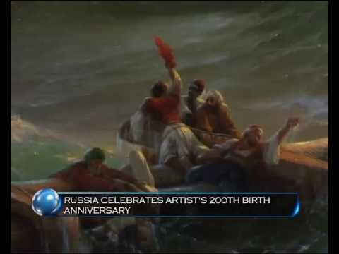 Ivan Aivazovsky's 200th Birth anniversary celebrations