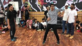 Tutting Final Battle at Chance Vol.1 | Raw Footage