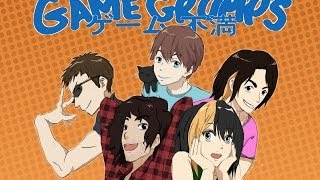 Repeat youtube video Game Grumps ゲーム不満 - Game Grumps as an Anime Opening