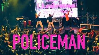 EVA SIMONS ft. KONSHENS - POLICEMAN- Salsation choreography by Alejandro Angulo