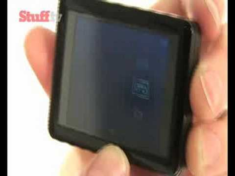 iRiver L Player mp3 player - video review from Stuff.tv