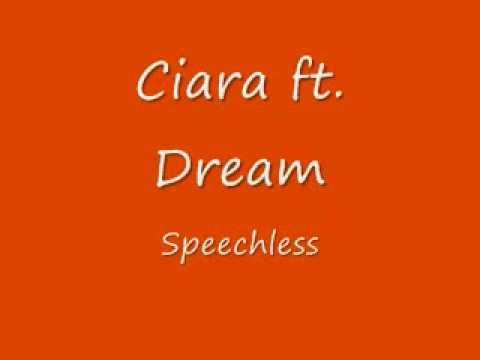 Speechless Lyrics By Ciara ft.Dream
