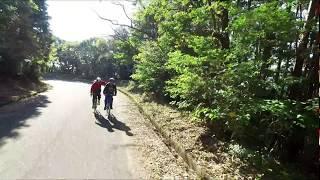 室戸サイクリング 室戸青少年の家登り thumbnail