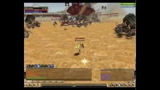 CSW Tioc vs. Xig server (Knight Online)