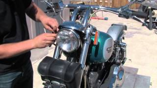 How to Install National Cycle Flyscreen Windshields - Video Guide: Tip of the Week