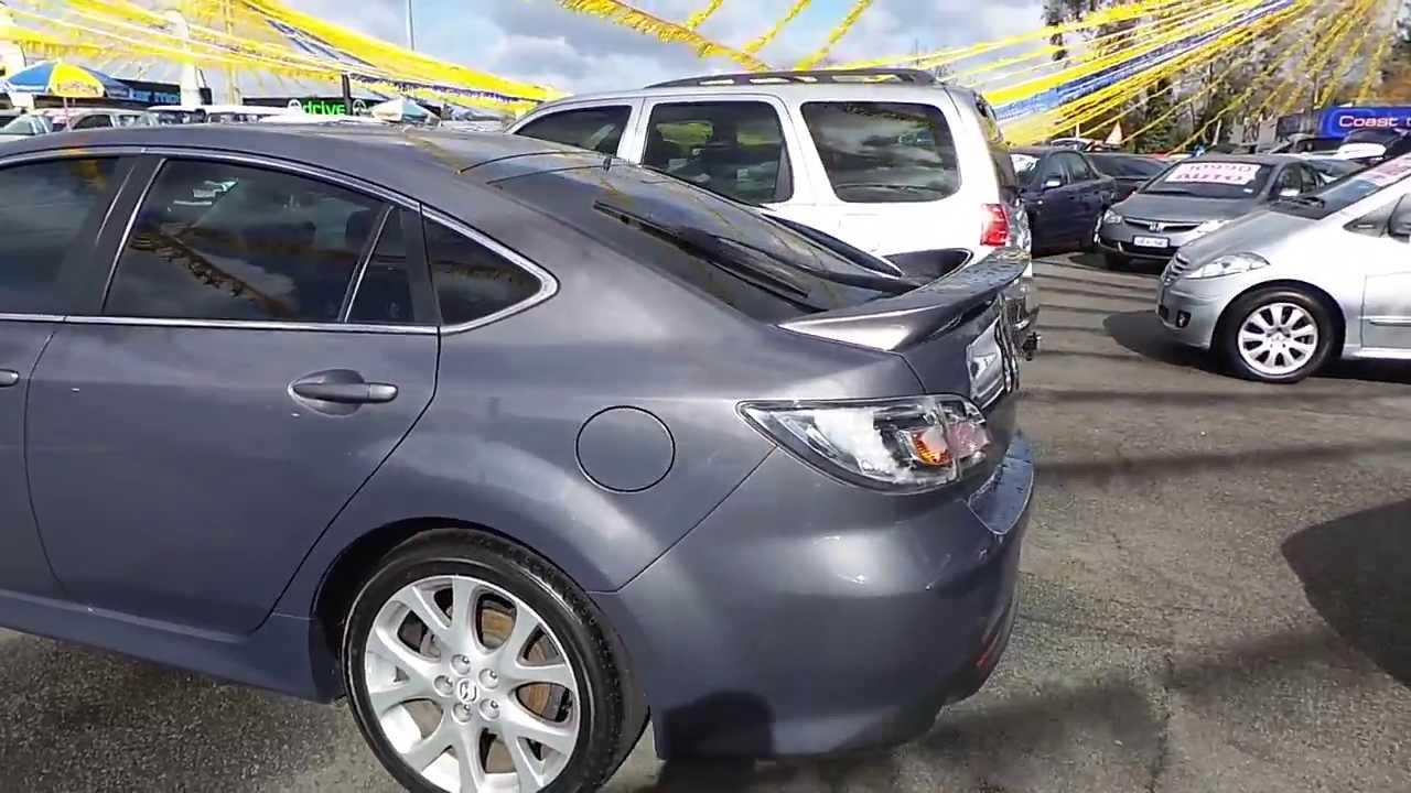 Used 2008 Mazda Mazda6 Luxury Sport For Sale Car City Ringwood