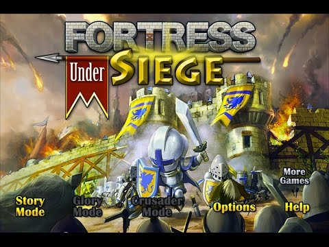 Fortress Under Siege HD /Android Gameplay HD