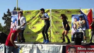 Philippines Prince of R&B - Jay-R @ the Adobo Festival 2011 Milpitas, CA USA