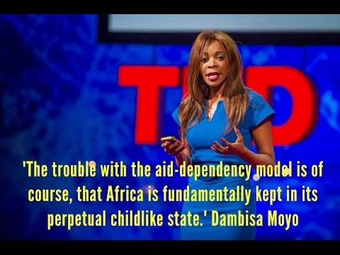 Africa and Dead Aid with Dambisa Moyo