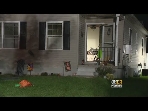 Elderly Woman, 3 Officers In Serious Condition After Essex House Fire, Officials Say