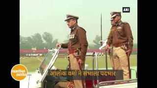 Watch: Farewell parade of Delhi Police Commissioner Alok Verma