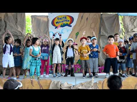 I'm Gonna Stand on the Rock - VBS Song ABC