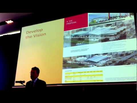 Alec Gilbert - CEO Adelaide Convention Centre