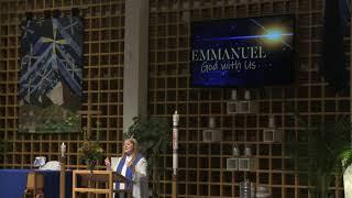 Pastor Heather 12-1-19