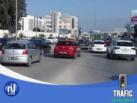 Point Trafic Du lundi 14 Mai 2018 - Nessma Tv
