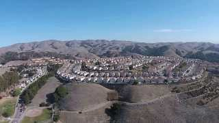 DJI Phantom II Vision Altitude Limit Test