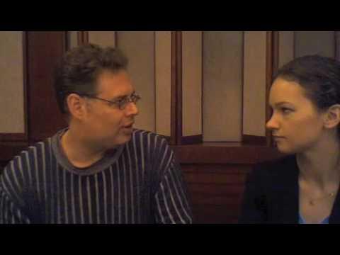 Sequenza21 interviews: Hilary Hahn and Harold Meltzer, part 1