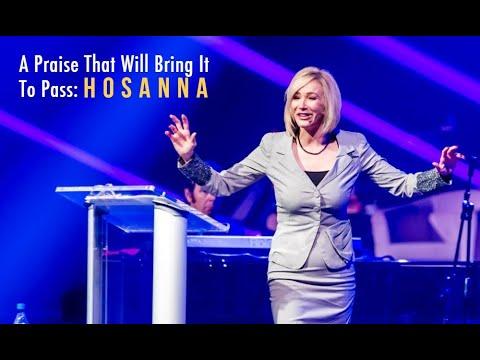 Paula White-Cain   A Praise That Will Bring It to Pass: Hosanna Mp3