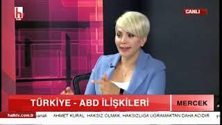 ABD'nin İran'a Yaptırımları ve Türkiye / Tuba Emlek ile Mercek / 1. Bölüm - 05.11.2018