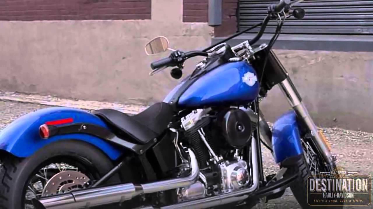 Harley Softail Slim >> 2015 Softail Slim Review Tacoma Washington (253) 922-3700 ...