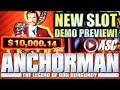 ★NEW SLOT ALERT!★ ANCHORMAN (SG) | DEMO PREVIEW @SG Slot Machine Bonus
