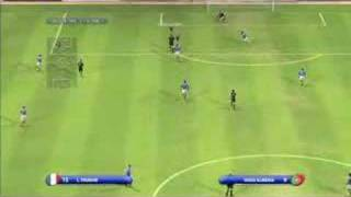 PS3 - UEFA EURO 2008: Match Gameplay