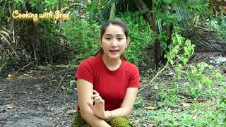 Yummy Fish Cooking Tomato Stir Fried Recipe   Yummy Eating Fish   Cooking With Sros