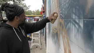Sam Flax Artist Swamburger 60 Second A