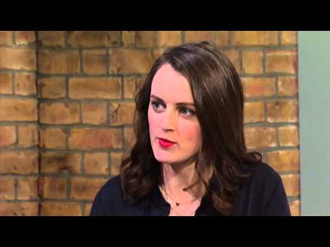 With Downton Abbey Star Sophie McShera  This Morning