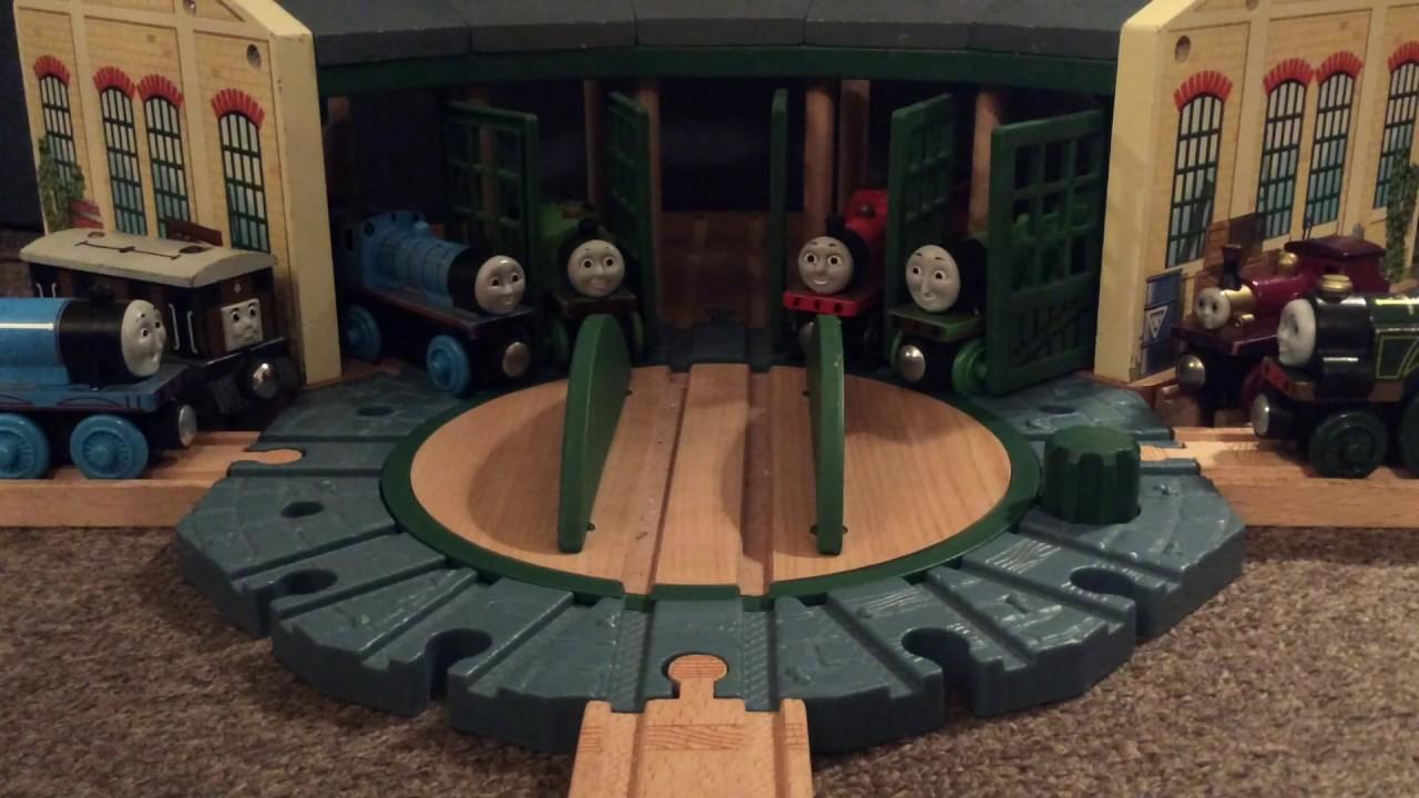 Wooden Railway Adventures - Traininspector11 g2 thomas the tank engine friends wooden railway adventures intro
