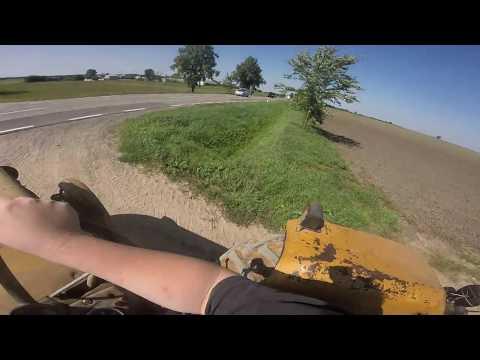 GoPro Vlog#10 Jazda Przez Las U-R-S-U-S