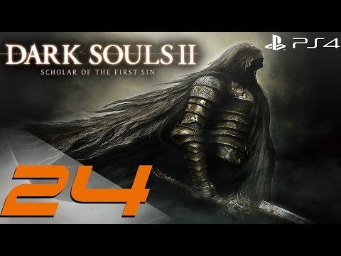 Dark Souls 2 PS4 - 60fps Walkthrough Part 24 - Shulva & Dragon Sanctum