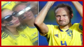 Andreas Granqvist wife: Who is Sofie Granqvist? How many kids do the Swedish couple have?