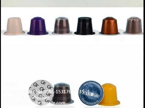 Coffee Pod Manufacturing Equipment-nespresso K Cups Coffee Powder Making Machine Suppliers