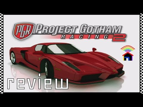 Project Gotham Racing 2 Review - ColourShed
