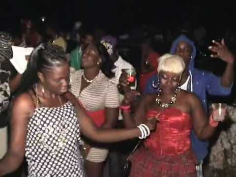(Jamaica) Bya's Birthday Bash flower Hill Hanover 2012