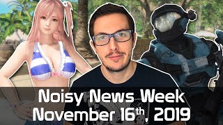 Noisy News Week - Visual Novel Releases and X019 Reveals